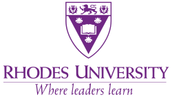 Image for logo of Rhodes University